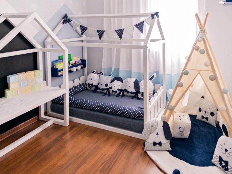 cantinhos do quarto de beb