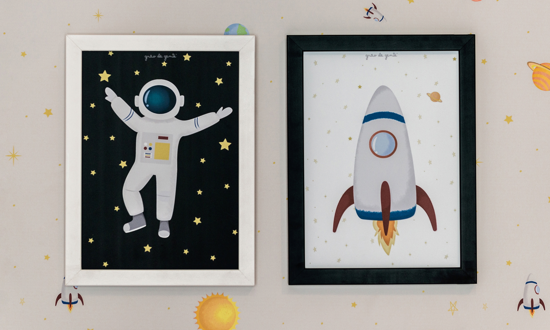 tema astronauta